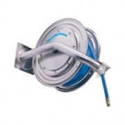 Image of Nederman%20Hose%20reel%20886%20in%20stainless%20st